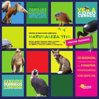 """Visita al Aula """"Naturaleza Viva"""""""